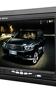 "7 ""TFT LCD auto dvd cctv achteruit achteruitrijcamera-monitor PAL NTSC"