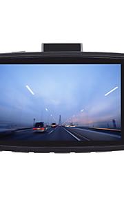 CAR DVD - 3 MP CMOS - 1600 x 1200 - Video ud / G-sensor / Vidvinkel / HD / Still-billedfotografering