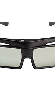 xiaomi bluetooth obturateur actif lunettes 3d avec double faisceau pour bluetooth TV 3D