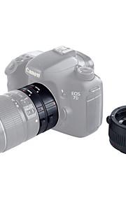 kk-c68p autofokus AF MACRO forlængerrør indstillet til canon (12mm 20mm 36mm) 60d 70d 5d2 5d3 7d 6d 650D 600D 550D