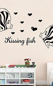 Dyr / Mote / fantasi Wall Stickers Fly vægklistermærker , Vinyl stickers 42*28cm