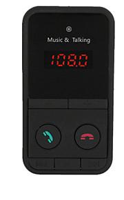 draadloze bluetooth carkit handsfree FM-zender