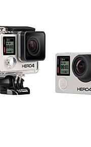 GoPro HERO 4 BLACK Cámara deporte 12MP 1920 x 1080 120fps No CMOS 64 GB Inglés Disparo Simple / Retardo 40 M BluetoothRadio Control /