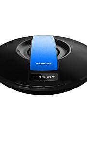 sdy021-bt speaker met wekker en twee luidsprekers
