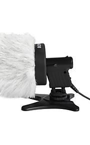 Boya by-P80 lodne udendørs interview mikrofon forruden muffe til shotgun kondensator mikrofoner