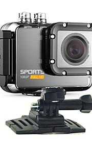 hd sport videokamera 60m dybde vandtæt 1080p vidvinkelobjektiv