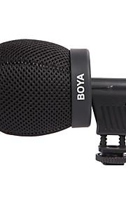 Boya by-T50 indvendig dybde 50mm professionel forruden til shotgun mikrofon