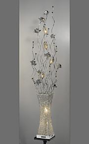 Luzes de Chão - Moderno/Contemporâneo/Tradicional/Clássico/Inovador - Metal - Cristal/LED/Arco