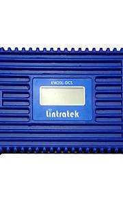 lintratek® lcd display gsm 1800MHz boostere 4 G LTE 1800MHz mobiltelefoner signal booster