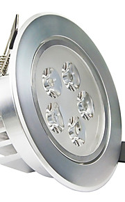 5w alb lumina plafon cald 500-550lm