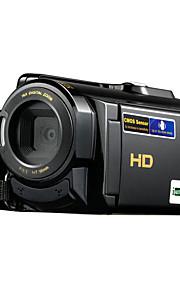 videocamera DV HDV-503p 3 milioni CMOS Pixel 3,0 pollici TFT zoom 16x carta di sostegno SD camcorder