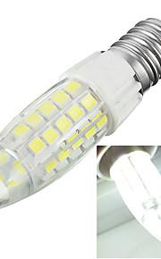 Ampoules Maïs LED Décorative Blanc Froid Marsing 1 pièce T E14 4W 44 SMD 2835 300-400 lm AC 100-240 V