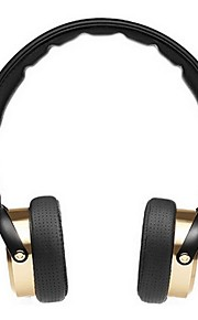 Xiaomi bedraad hoofdband hoofdtelefoon w / mic, 3.5mm jack - zwart + goud