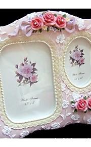 Cadre photo ( Rose , Moins de 10 ) - Thème floral / Thème classique