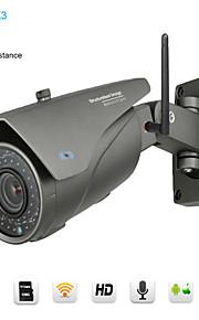snov® sorveglianza p2p WiFi HD telecamera esterna con 36pcs ha condotto, ios&Andriod app sv-c100k3