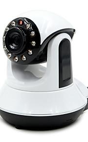 besteye® visione carta 16gb tf e HD720P H.264 p2p telecamera IP di WiFi 1.0m pixel PTZ IR di notte cablata o wifi telecamera wirless