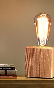 Tafellamp-Oogbescherming-Rustiek/landelijk-Hout/bamboe