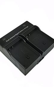 EL15 digital kamera batteri dobbelt oplader til Nikon D7000 D7100 D7200 D750 D610 d800d810