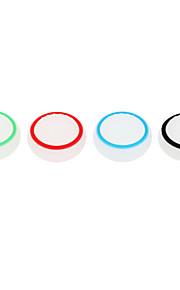 8pcs / lot silikone hætte til PS4 ps3 xbox 360 xbox en controller (omfatter 4 farver, hver farve 2 stk)