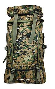 60 L Paquetes de Mochilas de Camping / Travel Duffel / Travel Organizer / mochilaAcampada y Senderismo / Pesca / Escalar / Deportes de