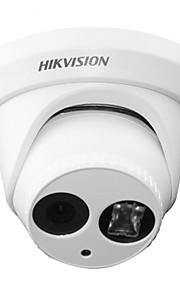 hikvision® ds-2cd3345-i 4.0mp WDR EXIR turret netwerk ip dome camera met PoE / ONVIF / bewegingsdetectie