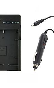 lpe17 digitalkamera batterioplader + bil opladning kabel til Canon EOS m3 750D 760d
