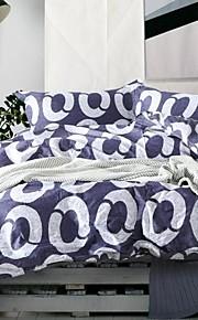 Comfortable Fashion Bedding Series 4PC Duvet Cover Sets,Queen Size