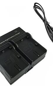 lpe6 digitalt kamera batteri dobbelt oplader til canon 5d2 5d3 6d 7d 7d2 60D 70d