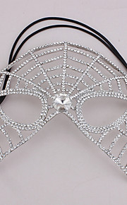 Alloy Headpiece-Wedding Special Occasion Masks 1 Piece