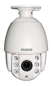 hosafe 4x x2msd1-C da 2 megapixel 1080p zoom messa a fuoco automatica poe mini velocità telecamera dome PTZ IP w / 6 aray portato cavo di