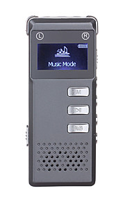 sk-818 8g mp3 mini lydoptagelse afspiller (assorteret farve)