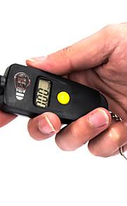 sleutelhanger draagbare auto lcd digitale bandenspanningsmeter