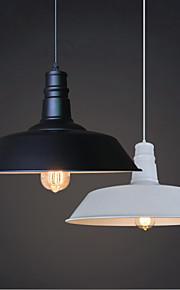 Max 60W Retro suunnittelijat Maalaus Metalli Riipus valot Living Room / Makuuhuone / Ruokailuhuone / Kitchen