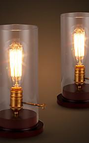 Schreibtischlampen-PHILIPS-Traditionel/Klassisch / Rustikal/Ländlich-Holz/Bambus