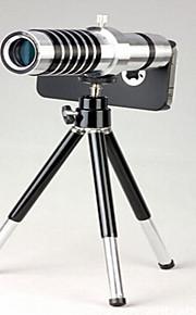 Other 8 18 mm Monokulär 1 Generisk / Hög upplösning / Bred vinkel / Eagle vision / Tubkikare 2/1000 4 Centralt fokus Multibeläggning