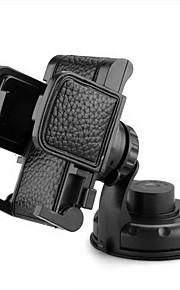 bil sort 360 ° luftkanal dash holder vugge mount for celle mobiltelefon iphone