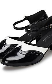 Sapatos de Dança(Multicolorido / Outro) -Feminino-Personalizável-Latina / Jazz / Moderna / Salsa / Samba / Sapatos de Swing