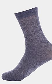 2016 Huff Socks Men Brand BONAS Fashion Leisure Cotton Solid Color Socks High Quality Male Spring Socks