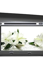 """8""""-Bil DVD-afspiller-2 Din-800 x 480"""
