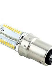 Ampoules Maïs LED Blanc Chaud / Blanc Froid 1 pièce T BA15D 4W 80 SMD 3014 320-360 lm AC 100-240 V