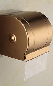 Porte Papier Toilette,Contemporain Alliage de Zinc Fixation Murale