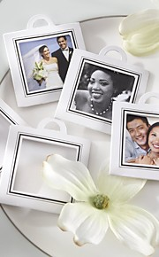 DIY Photo frame tag, Name Tag Wedding Packaging Materials (12pcs/bag) BETER-ZH037