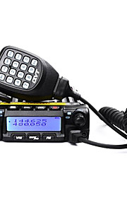 QYT KT-UV980 Walkie-talkie VHF 60W UHF 40W car radio , no battery 400-470MHz / 136-174MHz car radio , no battery >10kmFM-radio /
