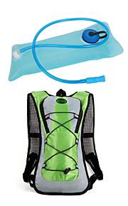 Backpack(Vihreä / Punainen / Musta / Sininen / Oranssi,Terylene)Vedenkestävä / IskunkestäväRetkeily ja vaellus / Kiipeily / Ratsastus /