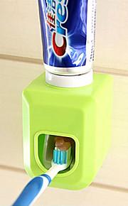 Soporte para Cepillo de Dientes / Gadget para Baño,Contemporáneo Plásticos Montura en Pared