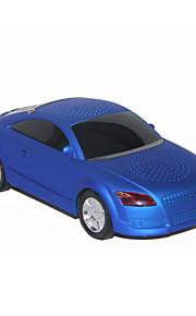 audi automodellen bluetooth speaker draagbare speaker auto handsfree bluetooth radio subwoofer ds-a8bt