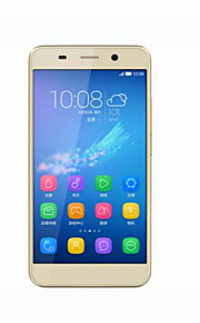 "Huawei Honor 4A 5.0 "" Android 5.1 4G Smartphone (Dual SIM ,MSM8909 Quad Core , 8 MP+2MP ,2GB + 8 GB ,2200mAH Battery)"