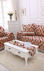 européen canapé jacquard classique couverture de haute qualité canapé en tissu chenille serviette