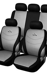 ajuste universal para el coche, camión, camioneta o furgoneta cubierta de asiento de coche de poliéster conjunto de funda de asiento