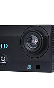 Other X1 aderige kabel / batterij / Sportcamera / Waterdichte behuizing 2 5MP 1280 x 720 30fps 2X 2 / 0 / -2 / 1 / -1 CCD 32 GB H.264